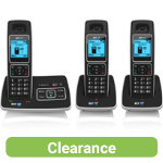 BT BT6500 Trio Phone Handset Pack