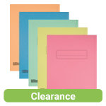 Office Depot Two Flap 250gsm Assorted Folders Pack of 50