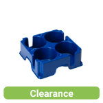 Muggi 4 Mug holder blue