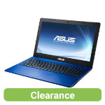 Asus X550CA 156 Laptop Blue