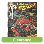 Silvine Marvel Spiderman A4 Notebook