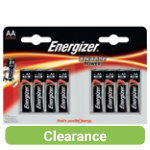 Energizer Batteries Alkaline Power Standard AA