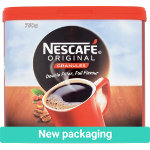 Nescafe Instant Coffee Granules Original 750 g