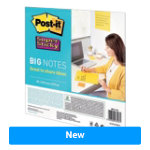 Post it Super Sticky Notes Special format Yellow 95gsm 279 x 279 cm