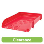 Niceday Letter Tray Red