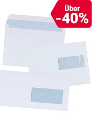Ab CHF19.95 Office Depot® Kuverts in Weiss