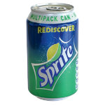Sprite can 24 pieces of 330 ml