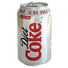 Diet Coke 330ml Can Case of 24