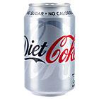 Diet Coke 330ml Can Case of 24