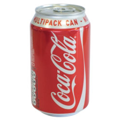 Coca Cola330ml Can  Case of 24