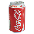 Coca Cola Regular can 24 pieces of 330 ml