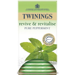 Twinings Infusions Peppermint Tea ? Pack of 20