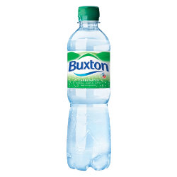Buxton Sparkling Water 500ml Pack of 24