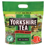 Yorkshire Tea Hardwater Tea 480 Pk