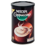 Nescafe Cappuccino Coffee 500G Tin
