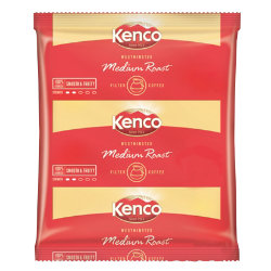 Kenco Ground Coffee 65g Sachets (50pk)