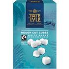Tate Lyle White Rough Sugar Cubes 500g