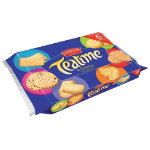 Jacobs Teatime Biscuits 275g