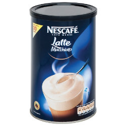 Nescafe Latte Coffee 500g Tin