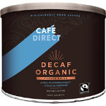 Cafedirect Fairtrade 500g Instant Decaf Coffee