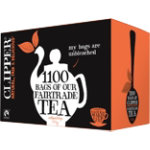 Clipper Fairtrade Tea Bags Pack of 1100