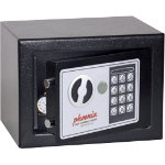 Phoenix Safe Company Limited Personal Mini Vault Electric Safe Black 4 Litre
