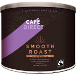 Cafedirect Fairtrade Coffee 500g Tin