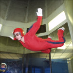 Airkix Indoor Skydiving Experience