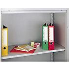 Optional Plain Shelf for Storage Cabinet Grey