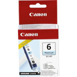 Canon BCI 6PC Original Photo Cyan Photo Ink Cartridge 4709A002