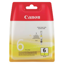 Canon BCI6Y Original Yellow Ink Cartridge 4708A002