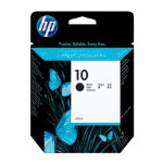HP 10 Original Black Ink cartridge C4844A