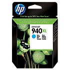 Original HP No940XL high capacity cyan printer ink cartridge C4907AE