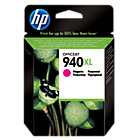 Original HP No940XL high capacity magenta printer ink cartridge C4908AE