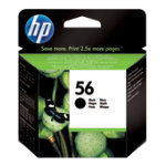 HP 56 Original Black Ink cartridge C6656AE