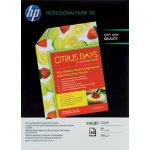 HP Photo Paper Professional A4 180gsm White Glossy