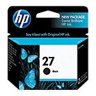 HP 27 Original Ink Cartridge C8727AE Black