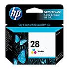 HP 28 Original Ink Cartridge C8728AE 3 Colours