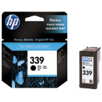 Original HP No339 black printer ink cartridge C8767EE
