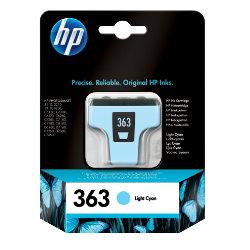 HP 363 Original Light Cyan Ink cartridge C8774EE