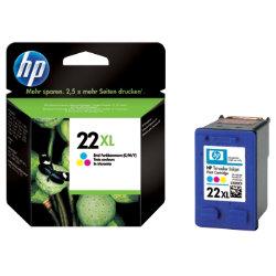 HP 22XL Original 3 Colours Ink cartridge C9352CE