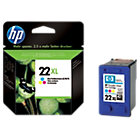 HP 22XL Original 3 Colours Ink cartridge C9352CE