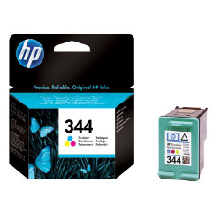 HP 344 Original 3 Colours Ink Cartridge C9363EE