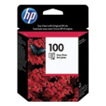 Original HP No100 grey printer ink cartridge C9368AE