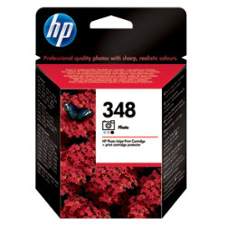 HP 348 Original Black & 2 Colours Ink cartridge C9369EE