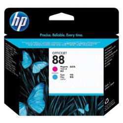 HP 88 Original Cyan & Magenta Printhead C9382A