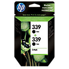 HP 339 Original Black Ink cartridge C9504EE