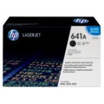 HP 641A Original Black Toner Cartridge C9720A
