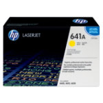 HP 641A Original Yellow Toner Cartridge C9722A