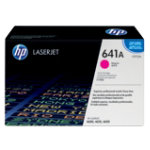 Original HP C9723A magenta laser toner cartridge HP No 641A